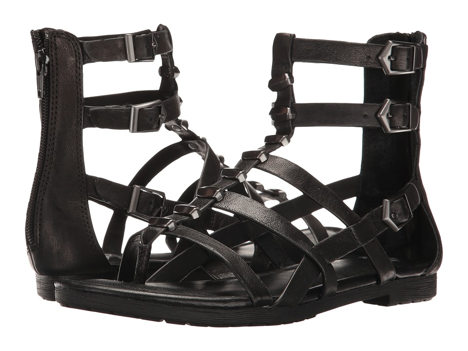 Sofft - Basil (Black Oyster) Women's Sandals