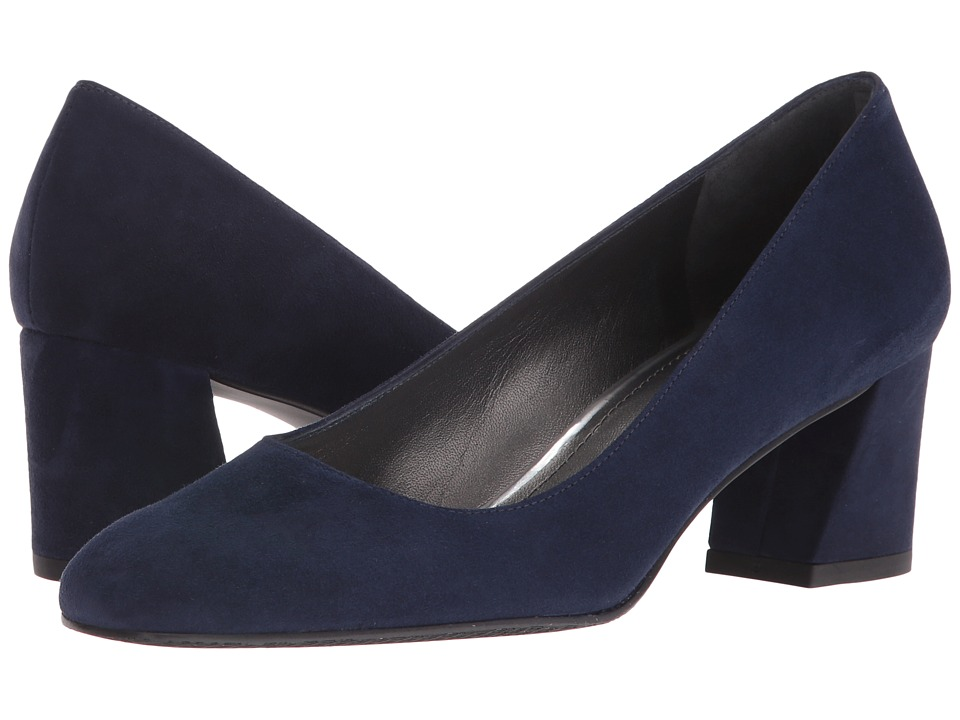 Stuart Weitzman - Marymid (Nice Blue Suede) Women's Shoes