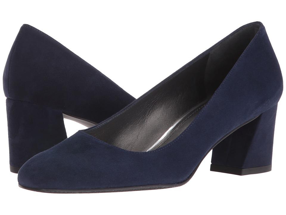 Stuart Weitzman - Marymid (Nice Blue Suede) Women's Shoes