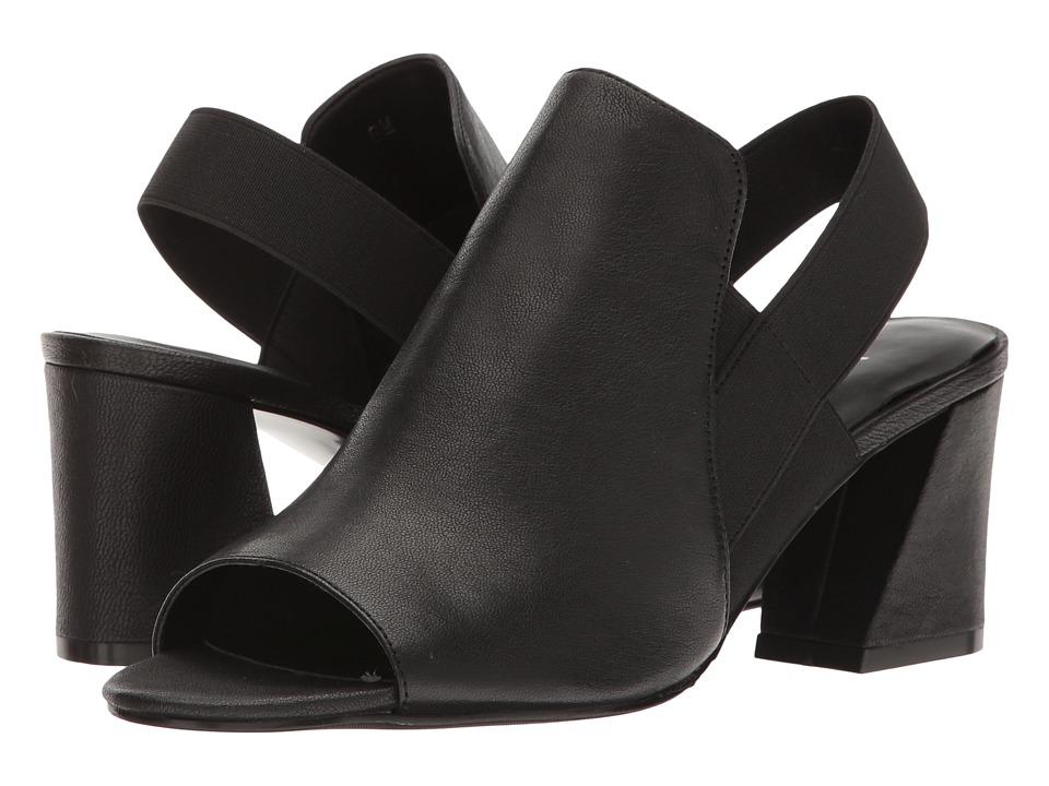 Vaneli - Berky (Black Trapper/Black Elastic) Women's Shoes