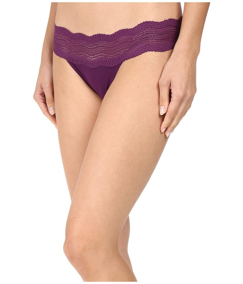 Cosabella - Dolce Lowrider Bikini (Plum) Women's Underwear