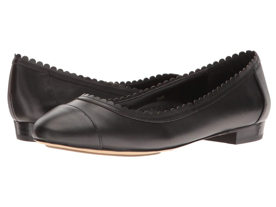 Vaneli - Cabot (Black Nappa) Women's Slip on Shoes