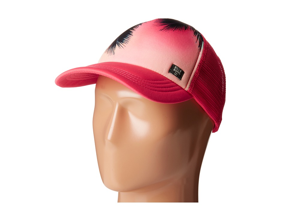 Billabong - Take Me There Hat (Hibiscus) Baseball Caps