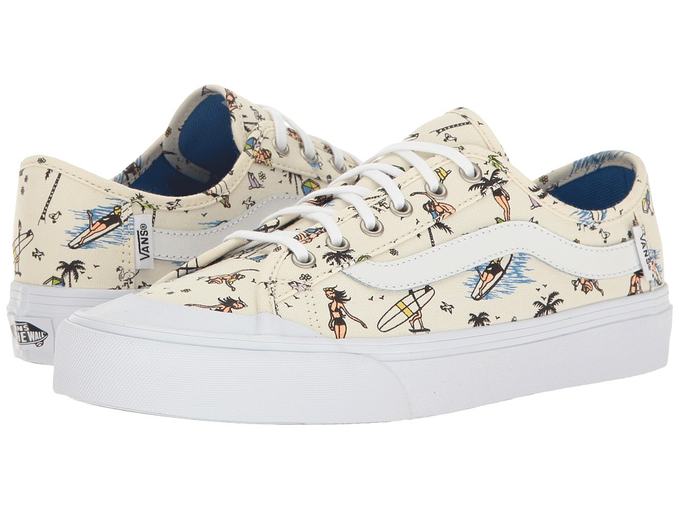 Vans Black Ball SF (Summer Stories) Women