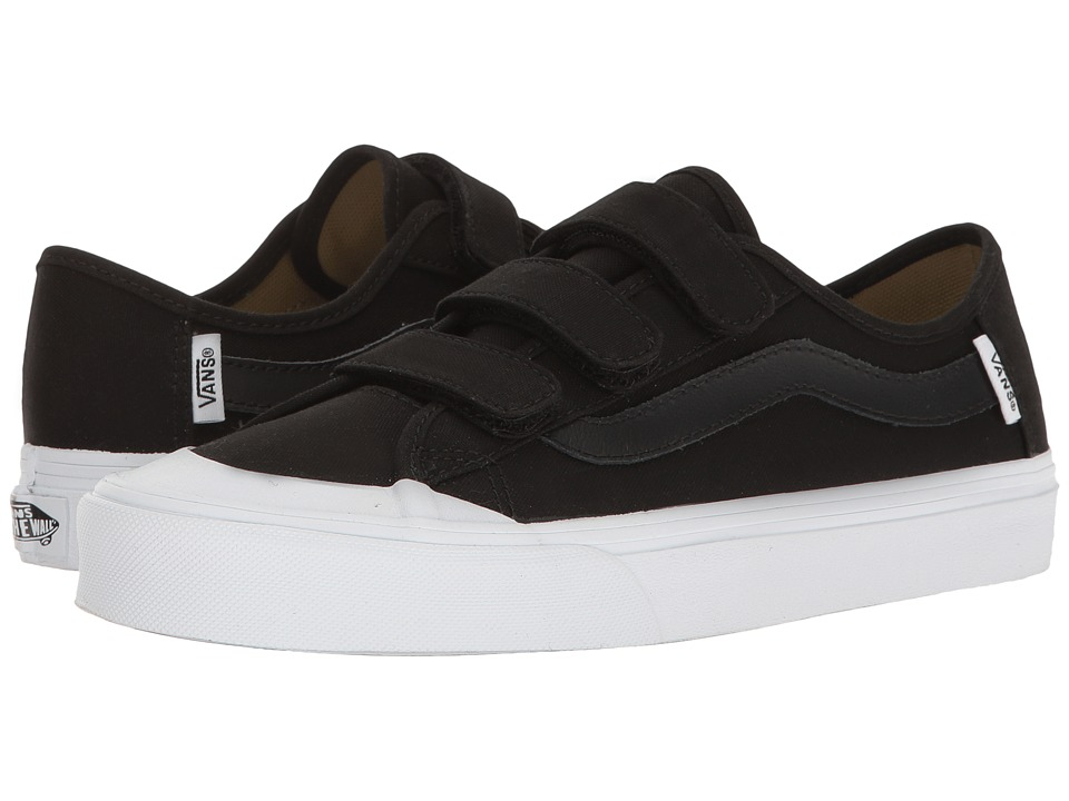 Vans Black Ball Priz (Black/White) Women