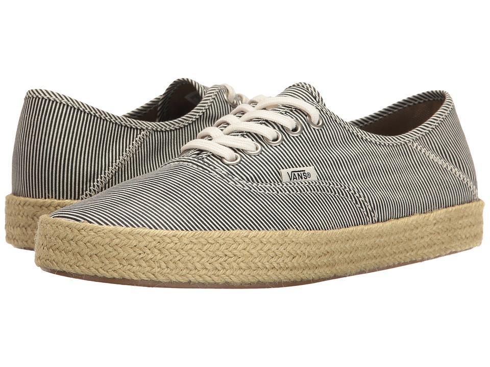 Vans - Authentic ESP (Micro Stripes) Women's Lace up casual Shoes
