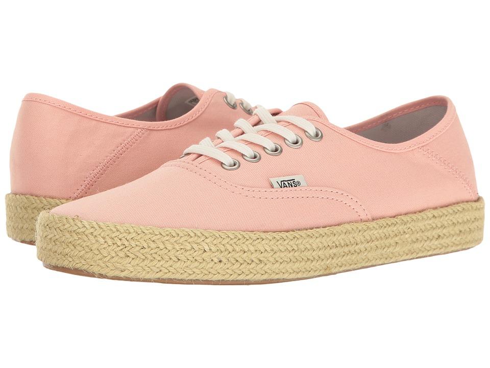 Vans Authentic ESP (Tropical Peach) Women