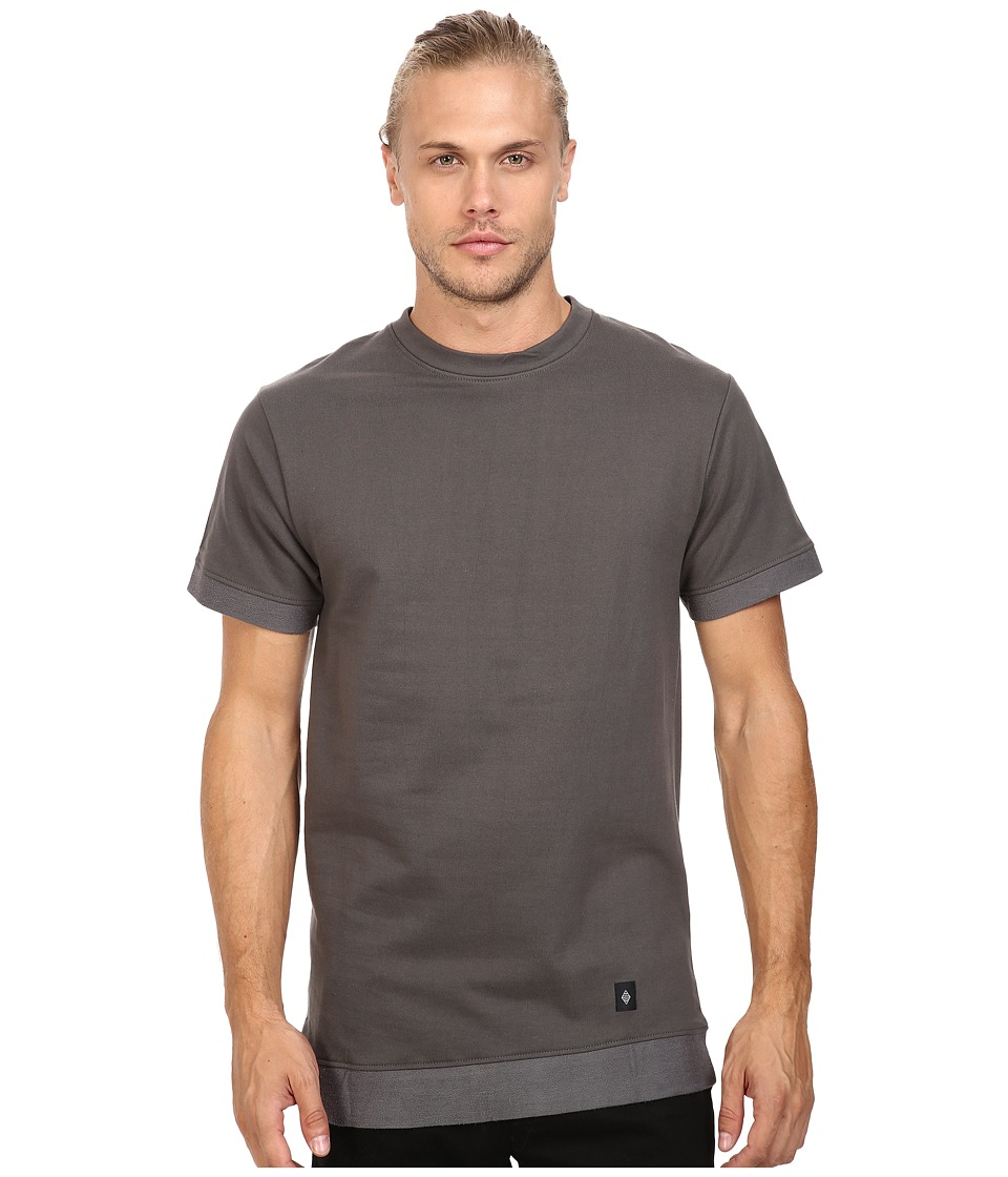 Akomplice - Bayard Shirt (Charcoal) Men's Clothing