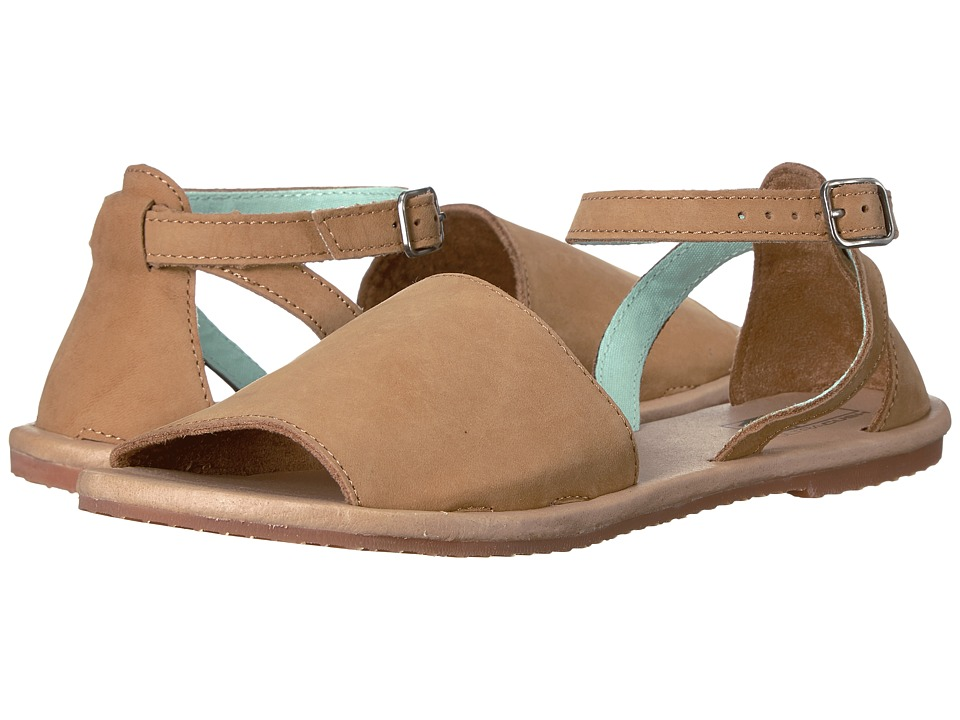 Vans - Ankle-Hi (Tan) Women's Shoes