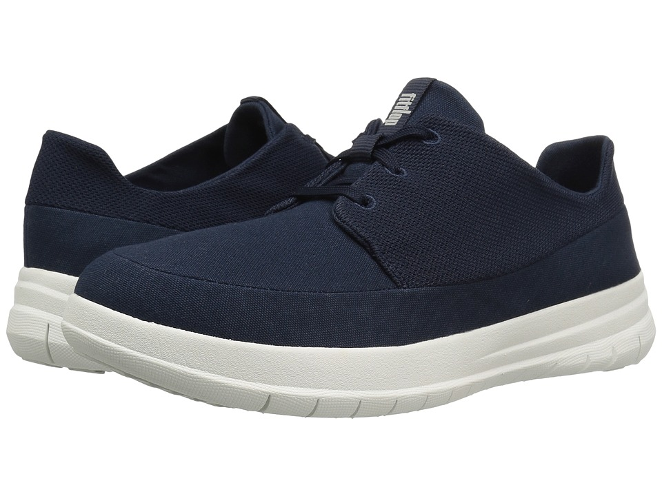 FitFlop - Sporty-Pop Softy Sneaker (Super Navy) Women's Shoes