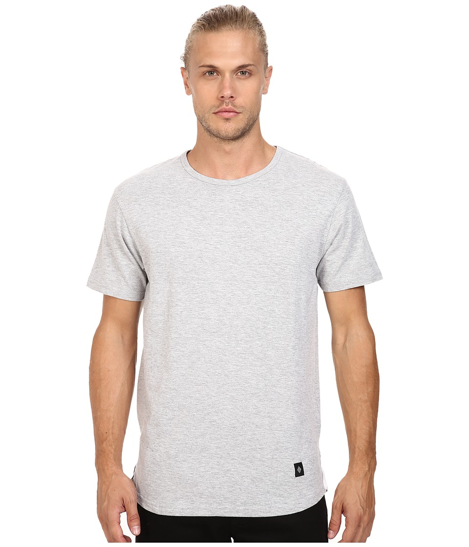 Akomplice - Fulton Shirt (Grey) Men's Clothing