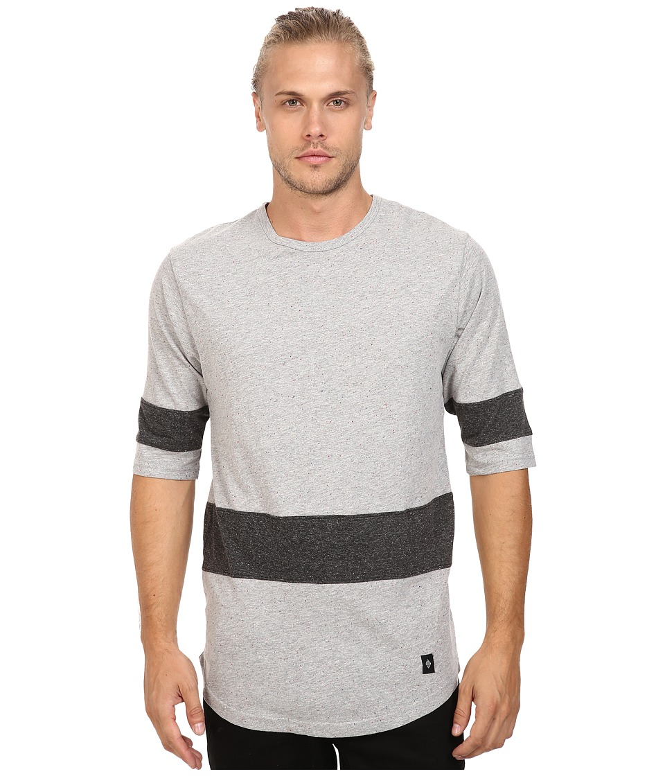 Akomplice - Epple Raglan (Grey) Men's Clothing