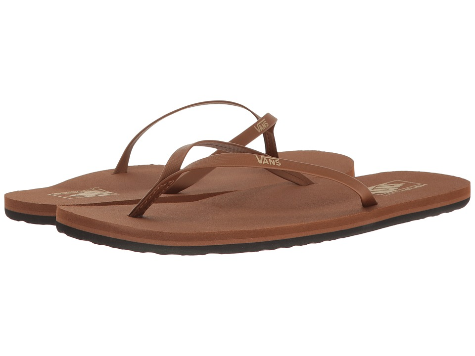 Vans - Malta (Brown) Women's Sandals