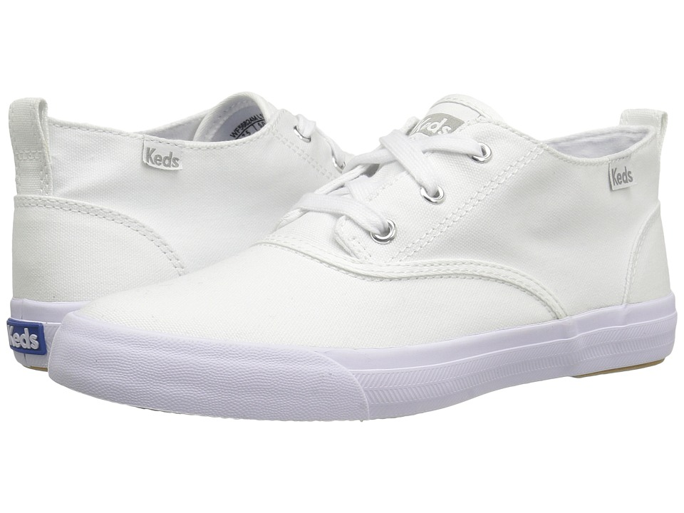 Keds - Triumph Mid (White) Women's Shoes