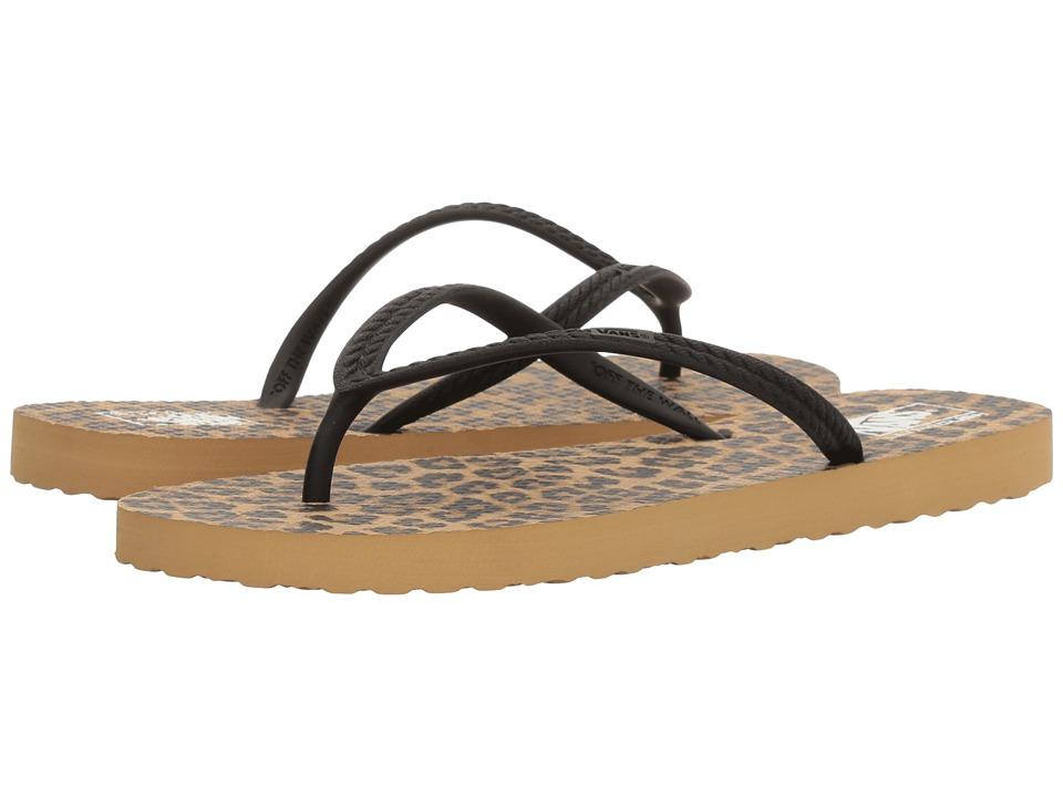 Vans - Hanelei (Leopard) Women's Sandals
