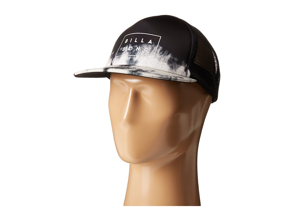 Billabong - Riot Trucker Hat (Black) Caps