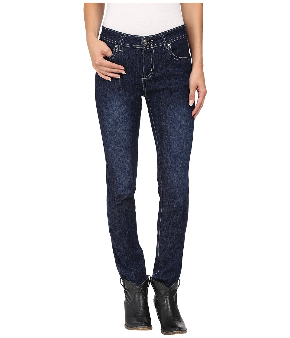 Scully - Katherine Embellished Jeans (Blue) Women's Jeans