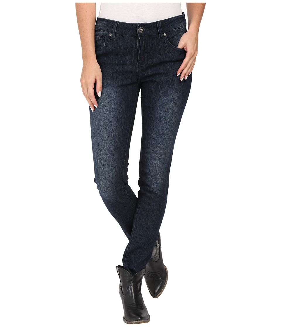 Scully - Kati Embellished Jeans (Blue) Women's Jeans