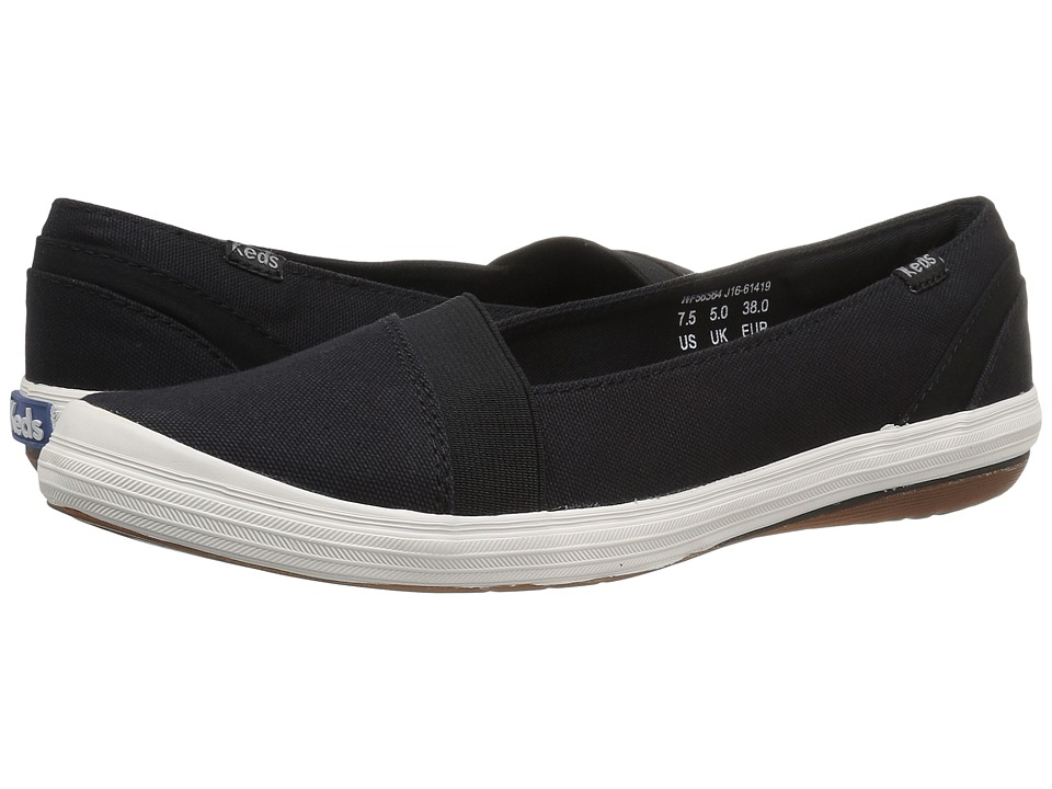 Keds Cali Slip-On (Black 1) Women