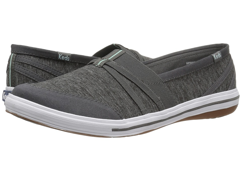 Keds - Summer (Charcoal) Women's Slip on Shoes