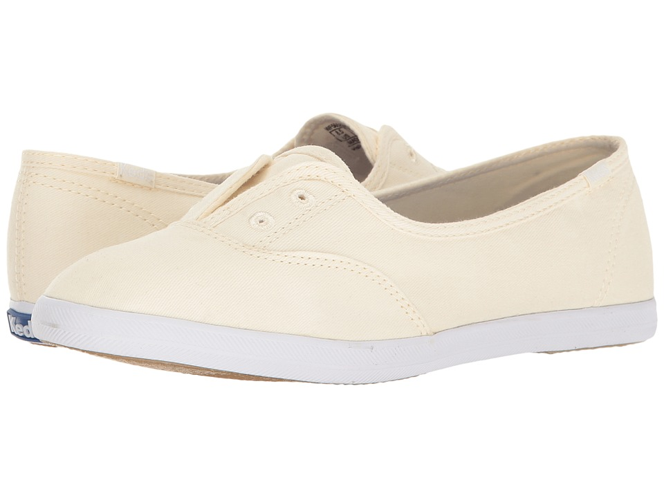 Keds Chillax Mini Seasonal Solid (Cream) Women