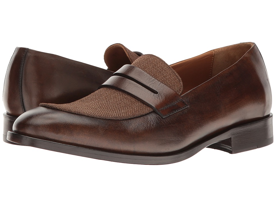 Bruno Magli - Cosmo (Dark Brown) Men's Shoes