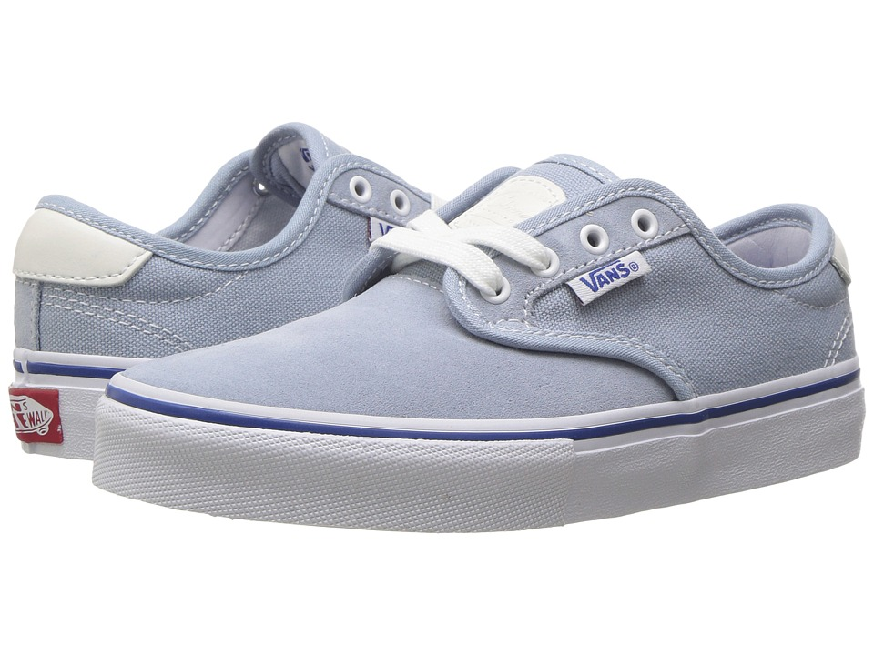 Vans Kids Chima Ferguson Pro (Little Kid/Big Kid) (Blue Fog/