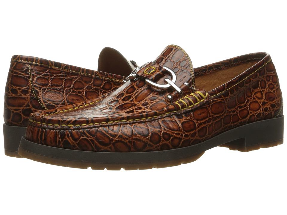 Donald J Pliner - Lelio (Brandy) Men's Shoes