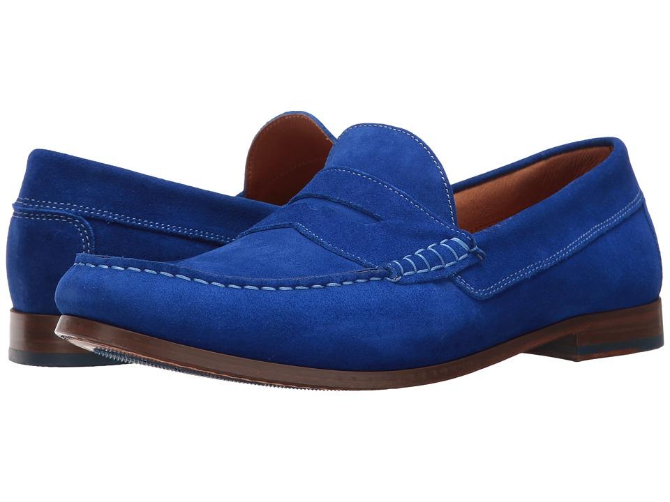 Donald J Pliner Nicola (Azul) Men