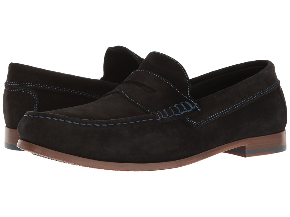 Donald J Pliner - Nicola (Black) Men's Shoes