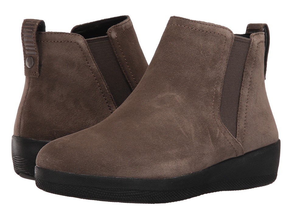 FitFlop Superchelsea Boot Bungee Cord Womens  Boots