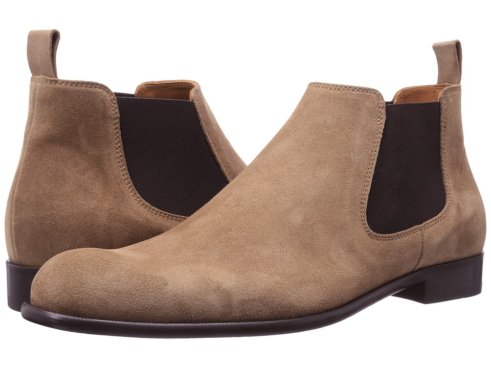 Bruno Magli - Giacomo (Sand Suede) Men's Shoes