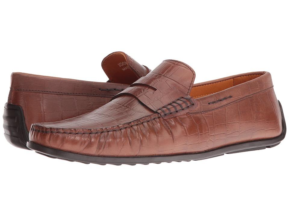 Donald J Pliner - Igor (Saddle) Men's Shoes