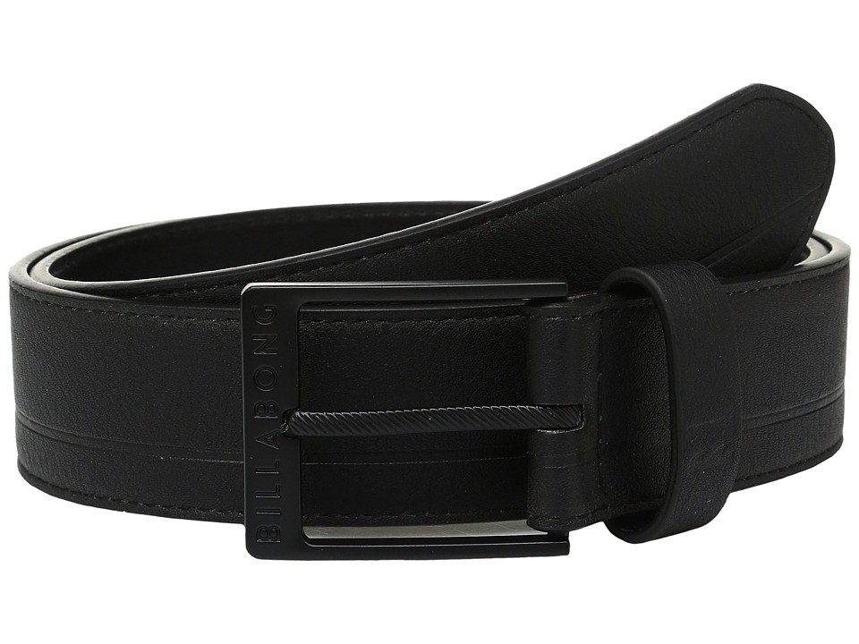 Billabong - Scheme Belt (Black 2) Men's Belts
