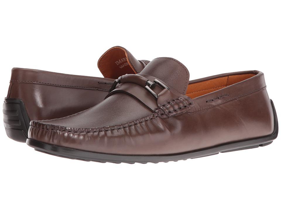 Donald J Pliner - Imari (Brown) Men's Shoes