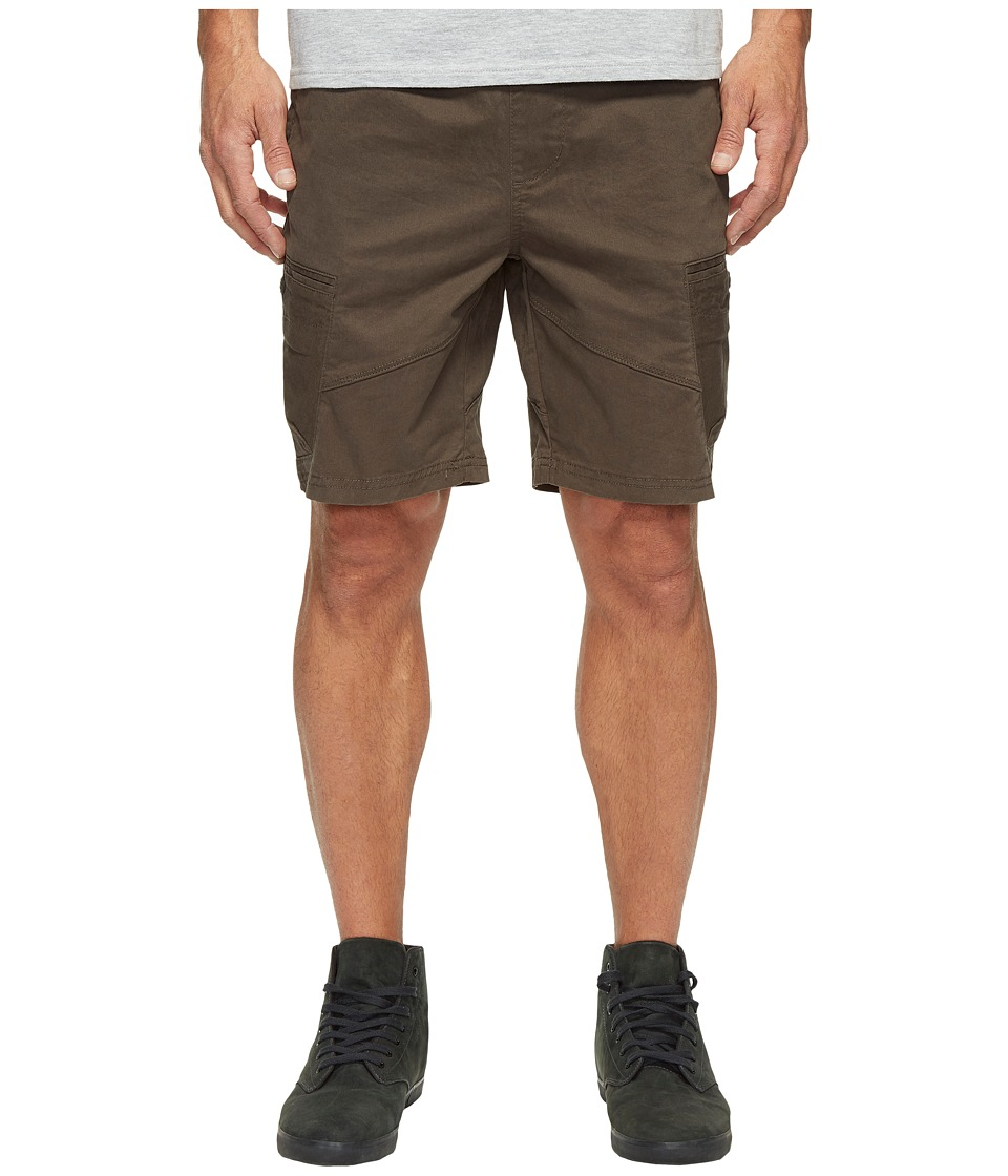 Globe - Flight Shorts (Vintage Black) Men's Shorts