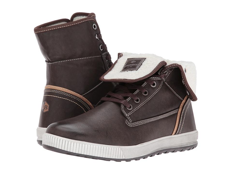 UNIONBAY - Pullman Boot (Brown) Men's Shoes