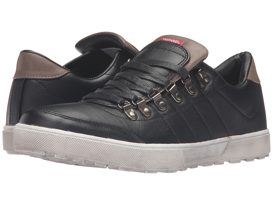 UNIONBAY Duvall Sneaker (Black) Men