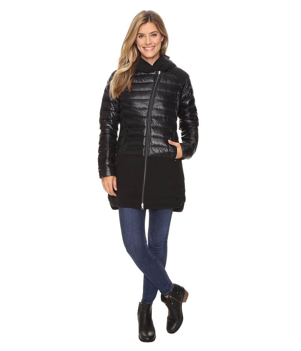 Mountain Hardwear - ZeroGrand Funnel Parka (Black) Women's Coat