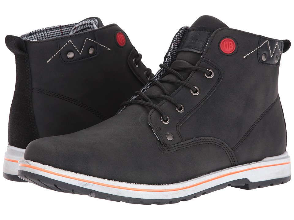 UNIONBAY - Tonasket Boot (Black) Men's Shoes