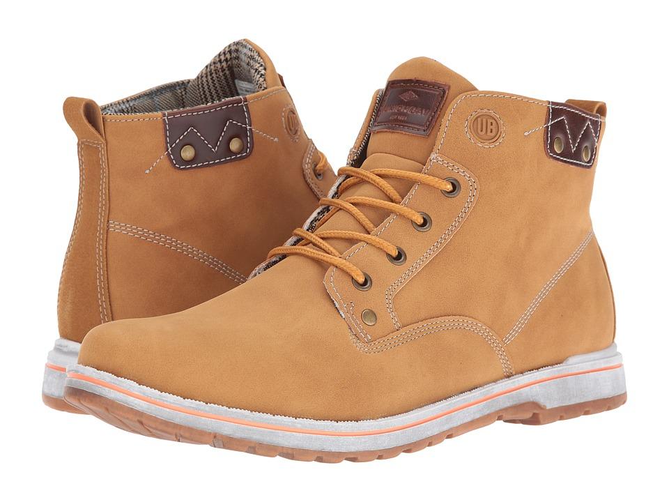 UNIONBAY - Tonasket Boot (Wheat) Men's Shoes