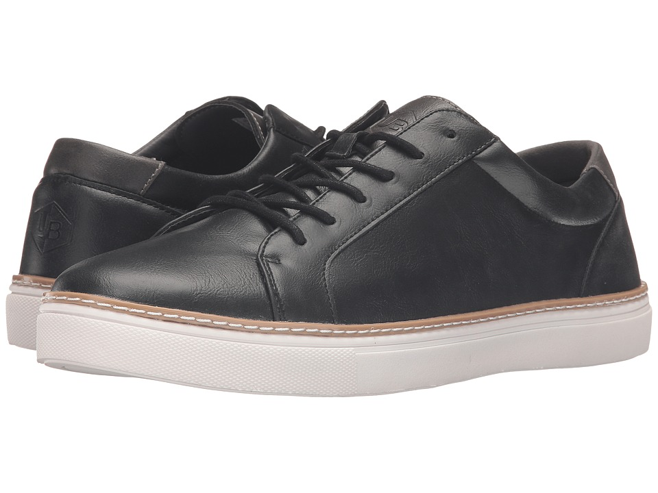 UNIONBAY Woodinville Sneaker (Black/Gray) Men