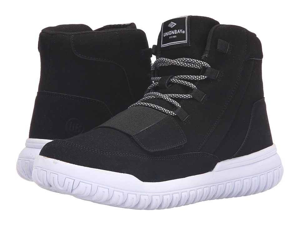 UNIONBAY Airway Sneaker (Black) Men