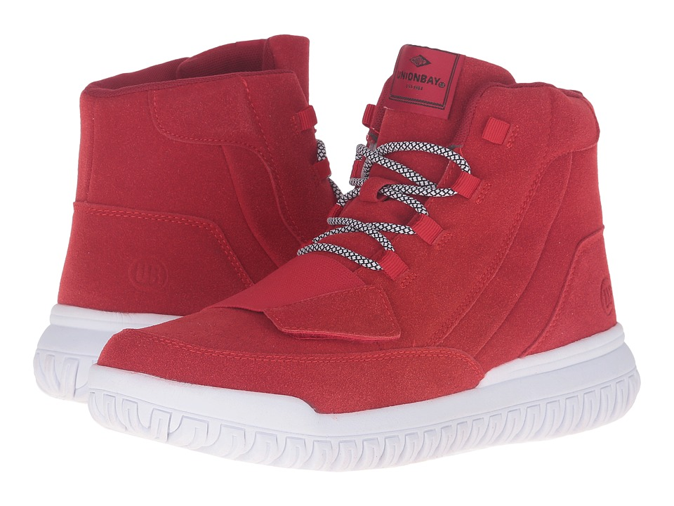 UNIONBAY Airway Sneaker (Red) Men