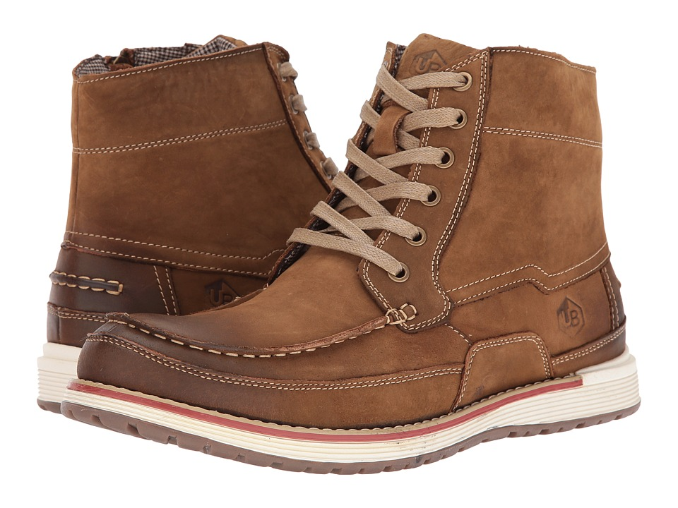 UNIONBAY - Mattawa Boot (Tan) Men's Shoes