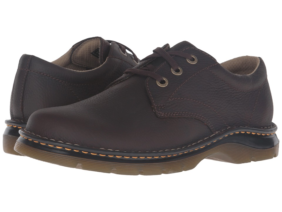 Dr. Martens - Ordell (Dark Brown) Men's Shoes