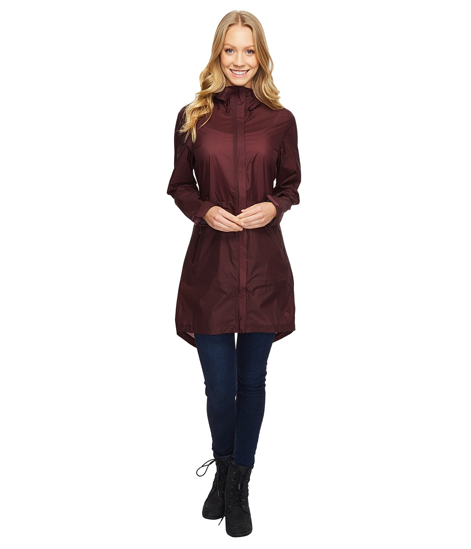 Mountain Hardwear - StudioGrand Stow Away Parka (Deep Berry) Women's Coat