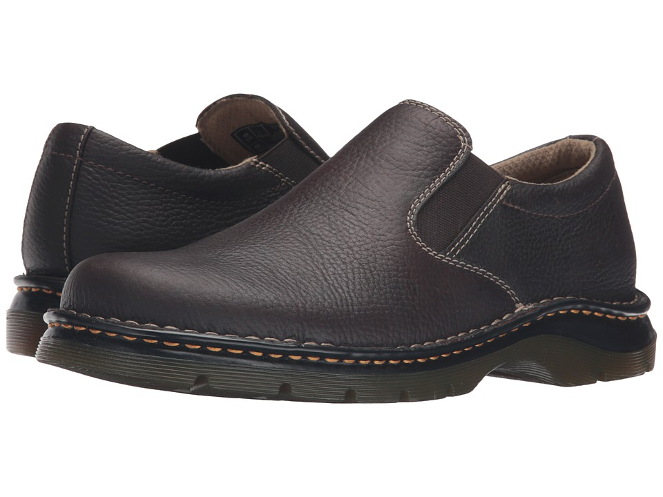 Dr. Martens - Bryce (Dark Brown) Men's Shoes