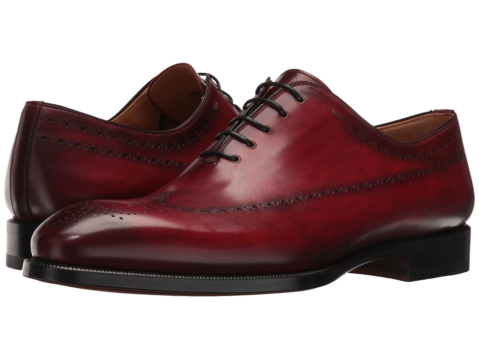 Magnanni - Stone (Red) Men's Shoes