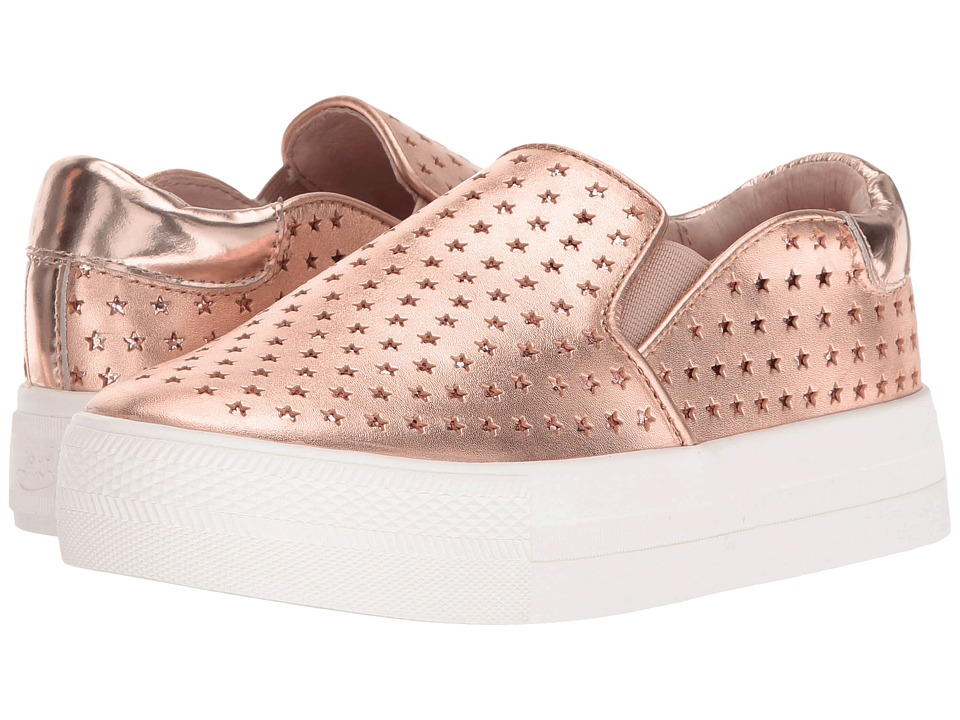 ASH Kids - Lynn Starcut (Little Kid/Big Kid) (Rose Gold) Girl's Shoes